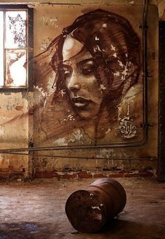 Abandono - Arte urbano