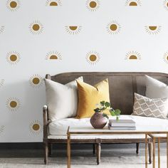 Sunscape Wall Decals