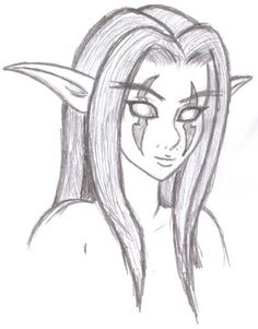 Night Elf by AEIFS
