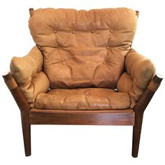 John Mortensen Lounge Chair Model 4521 for Magnus Olesen - Image 1 of 7 Business Furniture, Modern Furniture, Wingback Chair, Armchair, Lounge Chair Design, Chairs For Sale, Club Chairs, Lounge Chairs, Side Chairs