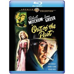 Out of the Past - Blu-Ray (Warner Archive Region A) Release Date: Available Now (Amazon U.S.)