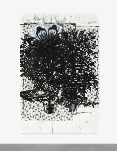 Christopher Wool, Your Sweetness Is My Weakness (1995): Sotheby's Nov'16