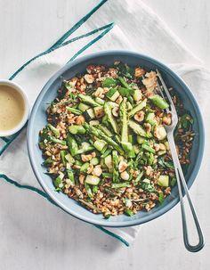 Petit épeautre aux légumes d'été pour 3 personnes - Recettes Elle à Table