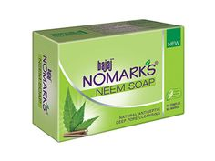 5 x Bajaj Nomarks Neem Bathing Soap Azadirachta Indica Herbal Antiseptic #Bajaj