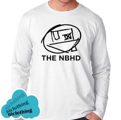 the neighbourhood shirt the nbhd shirt the by theniclothing