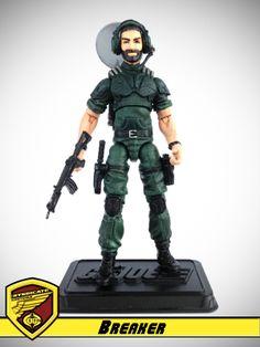 OG 13 :: Breaker - G.I. Joe customs