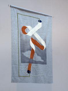 'Envoltorios I', Irene Infantes (Sevilla/Londres) Irene, Symbols, Letters, Art, Infants, Wrapping, Big Ben London, Sevilla, Exhibitions