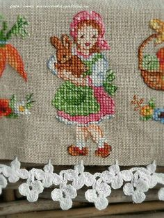 Çok tatlı #etamin #kanaviçe #Kanaviçe #şablon #pattern #crossstitch #embroidery #etamin