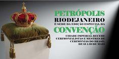 Convenção de Cerimonialistas e Mestres de Cerimônias do Brasil Reserve a data: 13 a 16 de maio Petrópolis-RJ Realização: Portal do Cerimonial