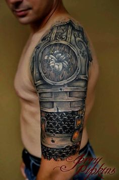 "Képtalálat a következőre: ""armor tattoo designs"" Schulterpanzer Tattoo, Tattoos Masculinas, Home Tattoo, Samoan Tattoo, Great Tattoos, Body Art Tattoos, Tribal Tattoos, Tattoos For Guys, Tatoos"