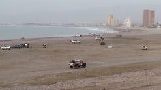 Playa Chinchorro. Arica. XV Región. Chile.