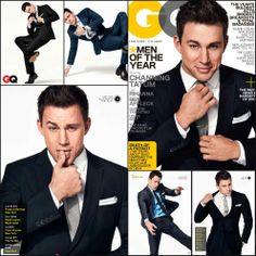 Channing Tatum is GQ's movie star of the year