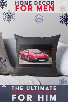For classic cars lovers. Awesome home decor presents. supercar dream garage gifts for daddy. Get meaningful gifts to show your appreciation and love. Thoughtful Gifts For Boyfriend, Cute Boyfriend Gifts, Presents For Boyfriend, Christmas Presents For Husband, Presents For Best Friends, Present For Husband, Teen Presents, Unique Gifts For Men, Daddy Gifts
