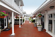 Danfords Hotel and Marina, Port Jefferson  I was married here and it is one of my favorite places.