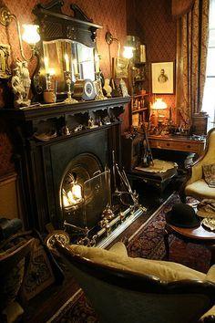 221B Baker Street - Sherlock Holmes Museum