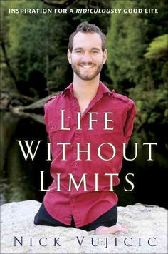 Life Without Limits is an inspiring book by an extraordinary man. Born without arms or legs, Nick Vujicic overcame his disability to live not just independently but a rich, fulfilling life, becoming a