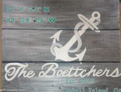 Hey, I found this really awesome Etsy listing at https://www.etsy.com/listing/218272054/personalized-reclaimed-wood-sign-with-a