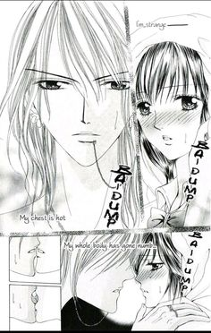 Manga Mamotte Agemasu. Don't judge the book by its cover...