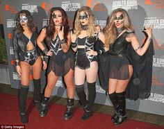 Bridesmaids:The 24-year-old singer told MailOnline that her Little Mix bandmates Jade Thi...