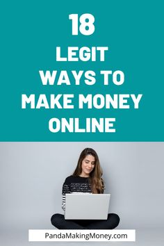 Do you want to make money online? In this article, I have 18 legit ways to make money online. So click the pin and read the full article.  | work from home | work from home job | work from home tips | make money online fast | make money online passive income | make money online for beginners | make money online extra cash | how to make money online | how to make money online fast | how to make money online stay at home |  #Makemoneyonline #makemoney #business #online #marketing Extra Cash, Extra Money, Way To Make Money, Make Money Online, Affiliate Marketing, Online Marketing, How To Start A Blog, How To Make, Work From Home Tips
