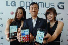 #MWC 2013 : #Phablet LG Optimus G Pro