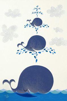 Wallpaper- Baleias (versão 2)