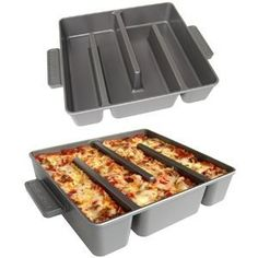 Baker's Edge Lasagna Pan!