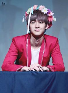 He is interfering with my bias selection! Ugh, lol #KNK #Jihun