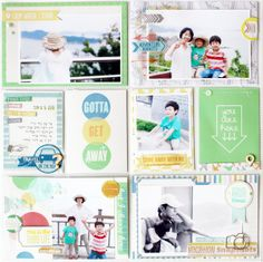 August Life Pages kit only #1