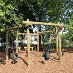 Queens Park, Queen Swing