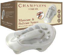Champneys CHMAN-200-GB Compact Manicure Set