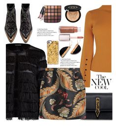 """""""Untitled #955"""" by pesanjsp ❤ liked on Polyvore featuring Karen Walker, Zadig & Voltaire, Casetify, Dsquared2 and Gucci"""