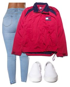 """Untitled #188"" by outfits2dope ❤ liked on Polyvore featuring Vans"