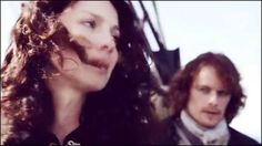 Jamie and Claire (and BJ Randall) - It's like a little fortress...