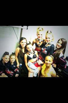 Hey guys another awesome,great comp! And yes everyone Brookie is jst supporting