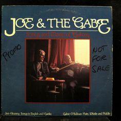 Joe and the Gabe, by Joe Heaney