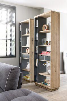 Henders & Hazel Gouda   Modrava room dividers  http://www.meubelsenkeukens.nl/collectie/kasten/modrava-roomdivider-1-lade-10-niches-70-cm-787/