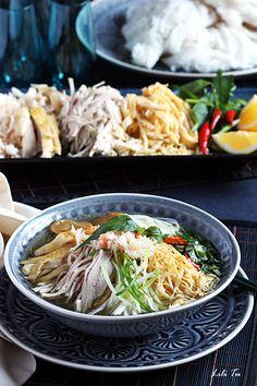 Vietnamese   Bún thang