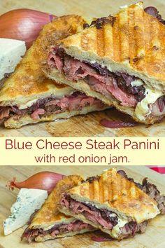 Blue Cheese Steak Pa