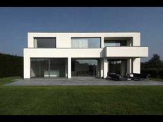 Modern house design cedar siding construction concept facade pinterest cedar siding and - Huis modern kubus ...