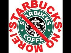 BOYCOTT Starbucks: Unemployed Americans to the Back of the Line,Hire Illegals First - YouTube