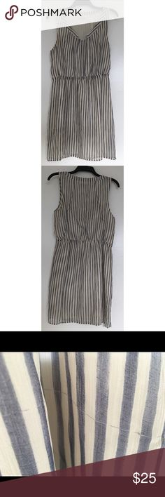 Selling this Madewell Broadway & Broome Silk Dress on Poshmark! My username is: hspromise. #shopmycloset #poshmark #fashion #shopping #style #forsale #Madewell #Dresses & Skirts