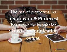 #Instagram #Pinterest #SocialMediaMarketing