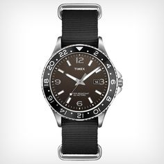 Timex UK : Men's Sport with Aluminium Top Ring