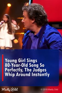 This young girl sings an 80 year old song so perfectly, the judges whip around instantly. America's Got Talent Videos, Talent Show, I Love Music, Music Is Life, Pop Music, Backround Music, Music Songs, Music Videos, Baby Singing
