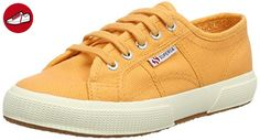 Superga 2750 Jcot Classic, Unisex Kinder Sneakers, Orange (orange Clay), 35 EU (2.5 UK) - Superga schuhe (*Partner-Link)