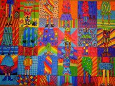 Creatief talent @ SASK!: Halve heksen naar de kunstenares Heather Galler