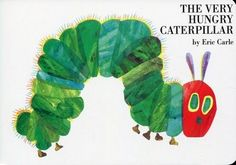 June 25 is the birthday of beloved children's book author and illustrator Eric Carle. You'll find lots of Montessori-inspired Eric Carle activities and resources in this roundup post. Eric Carle, Caterpillar Pictures, Caterpillar Book, Very Hungry Caterpillar Printables, Chenille Affamée, Splat Le Chat, Best Baby Book, Butterfly Crafts, Children's Picture Books