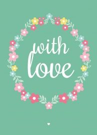 Petite Louise 'Kaart With Love'