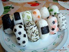 Fruits Basket, Onigiri, Anime recipes *-*                                                                                                                                                     More
